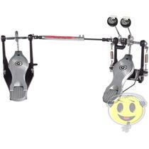 Pedal Duplo Gibraltar Prowler 5711 Db Reforçado Kadu Som
