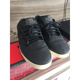 Vans Atwood Preto Couro ( Skate, Dc Shoes )