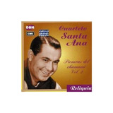 Cuarteto Santa Ana Pioneras Del Chamame Vol 2 Cd Nuevo