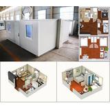 Casa Modular Prefabricada Lista Para Habitar Desde 37 Mt2