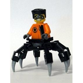 Juguete Agentes De Lego Minifigure - Spyclops Espía Clops 3