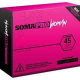 2 Caixas Somapro Woman New Formula 45 Comprimidos Cada