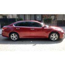 Nissan Altima Advance Navi 2.5l 4 Cil Cvt Gps Piel 2013