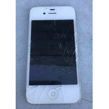 Celular Iphone 4 Modelo A1332 380a Capacidad 16 Gb