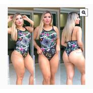1 Un Body Maio Moda Feminino Tendência Verão Praia Qualidade