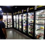 Camara De Refrigeración Reach In Tipo Oxxo.