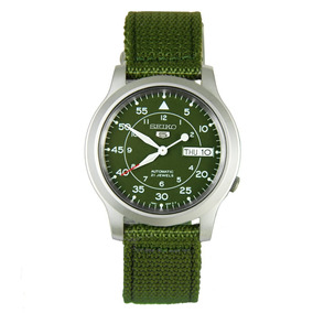 Reloj De Acero Snk805 Seiko 5 Automático Inoxidable Original