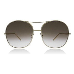e95dbd60bd Chloe Ce128s 750 Oro / Cáñamo Nola Gafas De Sol Redonda Len