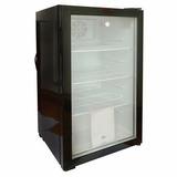 Cervejeira 100l Refrigerador Expositor 110v Porta Vidro -6c