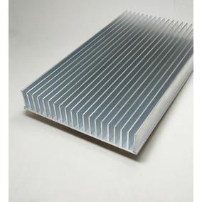 Dissipador Calor Aluminio 17,2cm Largura C/10cm