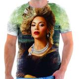 Camiseta Camisa Blusa Personalizada Beyonce 01