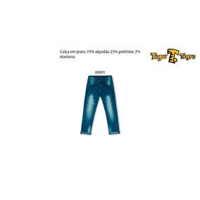 Calça Jeans Tigor - Frete Gratis