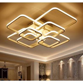 Hermosa Lampara Diseño Y Estilo Moderno Led Ultra Brillante