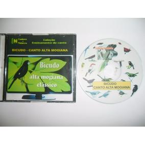Cd - Canto Do Bicudo - Alta Mogiana - Cantos De Pássaros - M