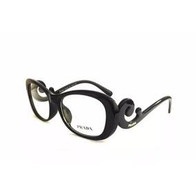 Armação De Oculos 25 Março Armacoes Prada - Óculos no Mercado Livre ... f551e57ccc
