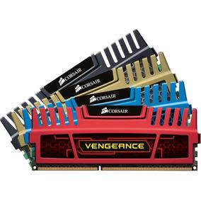 Memoria Ram Corsair Vengeance Ddr3 1600mhz 8gbs / 4 Gbs