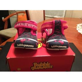 Zapatillas Niña Bubble Gummers, Nº18 Nuevas