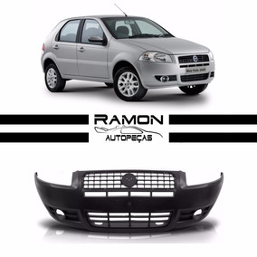 Parachoque Dianteiro Fiat Palio 2008 2009 Siena 2010 2011 G4