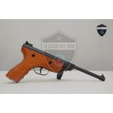 Pistola Legend Calibre 4.5 + 200 Balines + Blancos