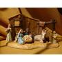 Pesebre Navidad Niño Jesús Imagen Religiosa Yeso
