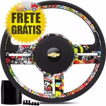 Volante Corsa Wind Esportivo Rallye Stick Bomb- Frete Grátis