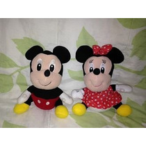 Porta Mamadeira Térmica Pelucia Infantil Bebê Mickey Minnie