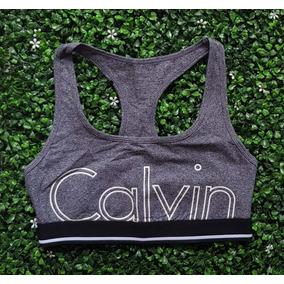 Top Corpiño Deportivo Calvin Klein Performance M Y L