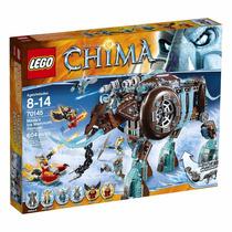 Lego Chima 70145, Novo, Pronta Entrega