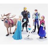 Frozen Set 6 Figuras 7-10 Cm