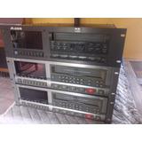 Grabadora Alesis Adat (x3 Unid.) + Controladora Adat Brc + R