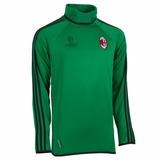 Buzo adidas Ac Milan Eu Trg Top Verde Oficial