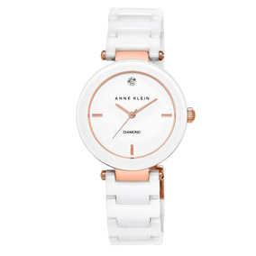 64663da41b8 Relogio Anne Klein Feminino Dourado Diamond - Relógios no Mercado ...