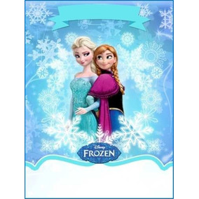 Kit Imprimible Para Tu Fiesta De Frozen Modelo 2