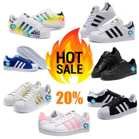 adidas Superstar Zapatillas Importadas Oferta Indonesia