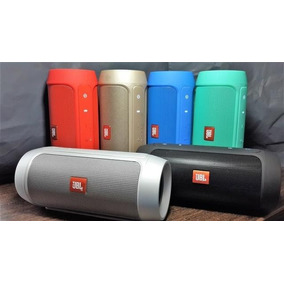 Caixinha Caixa Som Amplificada Bluetooth Jbl Charge 2 + Plus