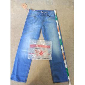 Calça Jeans True Religion Regular Original
