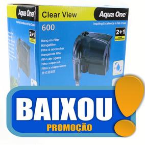 Filtro Externo Atman/aquaone Hf 0600 Hf 600 - 110v