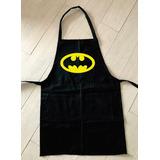 Delantal Mandil Batman Dia Del Padre Dc Comics