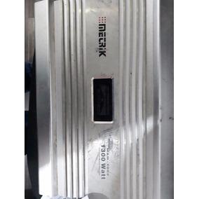 Amplificador Metrik 1300 Watt