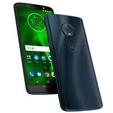 Motorola Moto G6 Plus 4g Cámara Dual De 12 Mp + 5 Mp Os 8.0