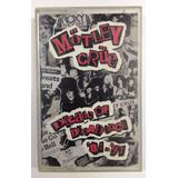 Cassette Casete Rock Motley Crue Original Made In Usa
