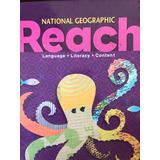Reach National Geographic, Hampton Brown Isbn 9780736274272
