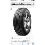 Rueda Completa Nueva 235-60-18