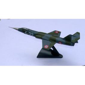 F-104 Starfighter Maquetas Metalicas Aviones En Combate.