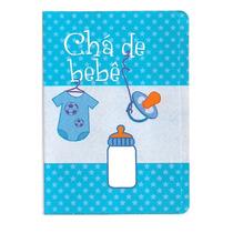 50 Convites De Chá De Bebê - Menino