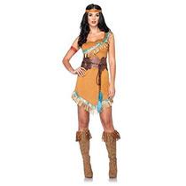 Juguete Leg Avenue Disney 3pc. Pocahontas Incluye Traje De