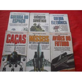 Guias De Armas De Guerra Nova Cultural Lote 06 Livros Oferta