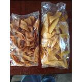 Botanas De Platanos Fritos (salados, Enchilados, Dulces )
