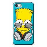 Forros Iphone 4 5 5c 6 6s 6 7 Plus Los Simpson, Homero