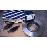 Kit Discos + Pastillas De Freno Bosch / Fiat Duna - Uno Fire